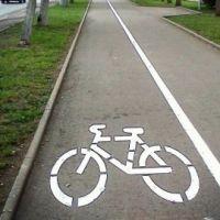 Велосипедная дорожка может появиться на Калужском шоссе