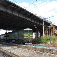 Шесть эстакад над железной дорогой построят в ТиНАО к 2018 году