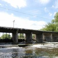 Плотина Новомосковский округ