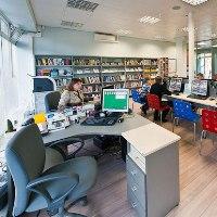 Библиотека Новомосковский округ