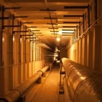 В Новомосковском округе открылся кабельный коллектор от ГТЭС «Щербинка»