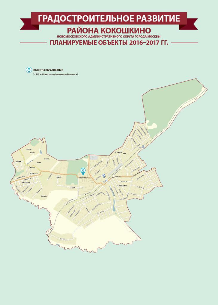 Поселение Кокошкино