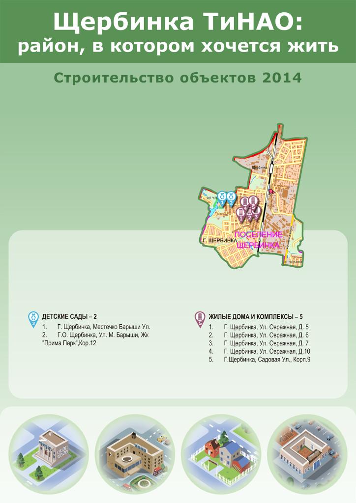 Городской округ Щербинка