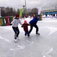 В поселении Московский прошел День зимних видов спорта