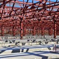 Открытие электродепо «Солнцево» ожидается не позднее 2017 года