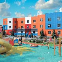 Два детских сада с необычными фасадами построят Новомосковском административном округе