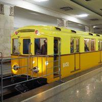 Московский метрополитен примет участие в железнодорожном салоне «ЭКСПО 1520» в Щербинке