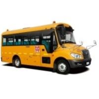 Учащихся школы в Новомосковском округе будет развозить автобус