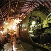 Завершена проходка тоннеля между станциями метро «Рассказовка» и «Новопеределкино»