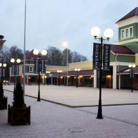 Площадь торгового центра аутлет «Внуково» будет увеличена
