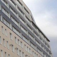 В Новомосковском административном округе построили бизнес-центр на 1100 рабочих мест