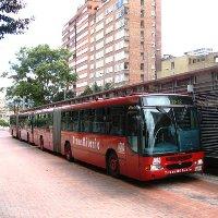 Скоростные автобусы пустят посередине восточного дублера Калужского шоссе