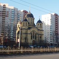 Православная церковь на 600 прихожан откроется до конца 2016 года в Коммунарке