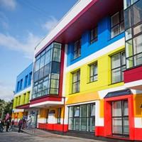 В «новой Москве» в 2018 году должны построить 10 детских садов