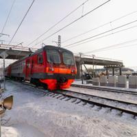Сергей Собянин осмотрел работ по строительству автодорожного путепровода в Крекшино