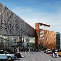 Многофункциональный торгово-развлекательный центр введен в эксплуатацию в Новомосковском административном округе