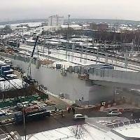 В «новой Москве» не планируют строить платные путепроводы
