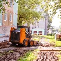 Программа по комплексному благоустройству начинается в Марушкинском