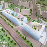 В «новой Москве» началось строительство ТПУ «Рассказовка»