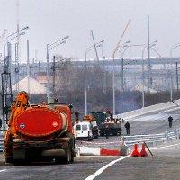 Участок Калужского шоссе до Ватутинок планируется открыть в этом году