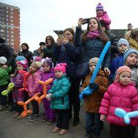 Новый детский сад открыли в Новомосковском административном округе столицы