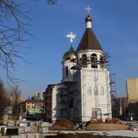 В новом Преображенском храме в Коммунарке пройдет первая служба