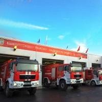 На территории Новомосковского административного округа построят два пожарных депо