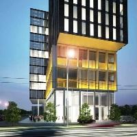 Согласован проект офисно-гостиничного и торгового комплекса в Новомосковском округе