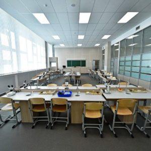 Школу и два детских сада в Новомосковском округе откроют в августе
