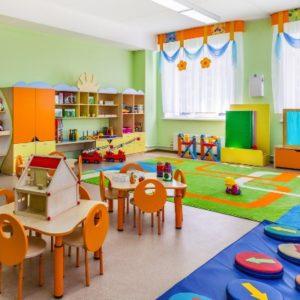 Первый детский сад в ЖК «Испанские кварталы» введен в эксплуатацию в Сосенском