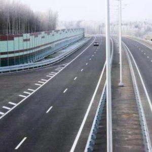 Почти 90 километров магистральных дорог построили и реконструировали в «новой Москве»