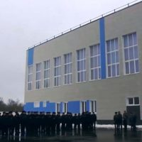 Разрешение на ввод в эксплуатацию выдано зданию полиции в Московском