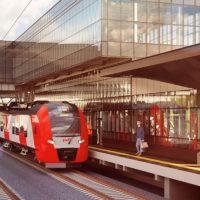 Станция Остафьево на Курском направлении ж/д появится в начале 2019 года