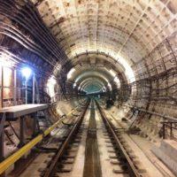 На 90% завершены работы по строительству участка метро от «Раменок» до «Рассказовки»