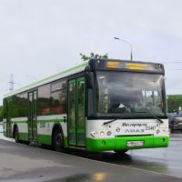 Маршрут автобуса № 802 изменится с 22 сентября