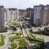 Три многоквартирных дома введут в жилом комплексе «Татьянин парк»