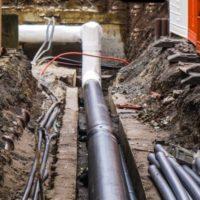 Для жилого комплекса «Саларьево парк» построят линию канализации