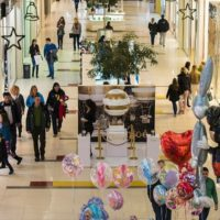 Торговый центр планируют построить в деревни Ватутинки
