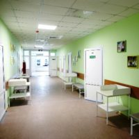 Поликлиника в деревне Пыхтино в Новомосковском округе откроется осенью