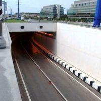 Около станции метро «Саларьево» реконструируют развязку
