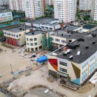 В Новомосковском административном округе построят школу на 1375 учеников