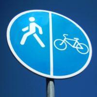 Территории вокруг станций метро «Филатов луг» и «Столбово» благоустроят, пешеход, велосипед