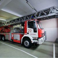 Депо на четыре пожарные машины построят в поселение Рязановское