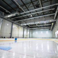В Новомосковском округе построят ледовый центр «Снегири»