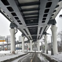Развязка появится на пересечении дороги МКАД - Коммунарка - Остафьево и трассы Солнцево - Бутово - Видное
