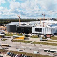 ТРЦ «Саларис» в Новомосковском округе начнет работать в техническом режиме с 11 апреля