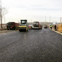 Началось строительство второй очереди автодороги «Мамыри - Пенино - Шарапово»
