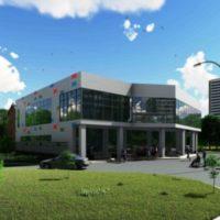Современный торговый центр построят в Новомосковском округе