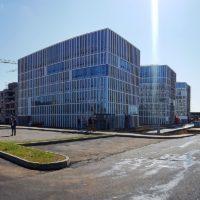 Завершено строительство первой очереди новой больницы в Коммунарке