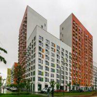 Два дома на 662 квартиры сданы в эксплуатацию в Новомосковском округе, ЖК Бунинские луга